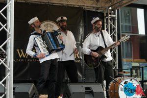 Nicht einfach nur Seemänner, sondern Seemänner mit einem Münsteraner Herz. (Foto: cb)
