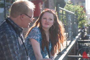 Singer-Songwriterin Vanessa Voss im Interview mit ALLES MÜNSTER. (Foto: sg)