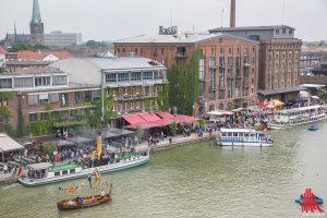 Das Hafenfest Münster geht in die nächste Runde. (Foto: cabe)