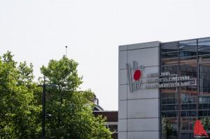 Die Halle Münsterland feiert ihren 90. Geburtstag. (Foto: th)