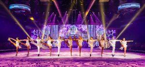 """Die neue Holiday on Ice Show """"Believe"""". (Foto: Stage Entertainment / Morris Mac Matzen)"""
