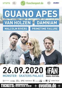 ALLES MÜNSTER präsentiert: iFAN Festival 2020