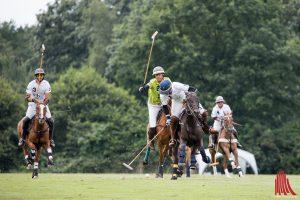 Rasant geht es beim Polosport zu. (Foto: cf)