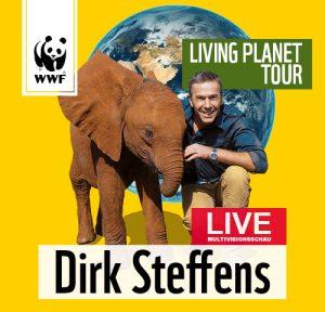 Einfach mal die Welt retten: Dirk Steffens ist mit der Living Planet Tour am 15.2. in Münster. (Foto: Oliver Roetz)