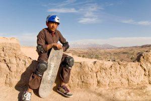"""""""Help across the board"""" ist das Motto von """"skate-aid"""". (Foto: Maurice Ressel)"""