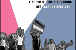 """Für die Broschüre """"Mobilisierbare Deutsche"""" hat die Gruppe """"eklat_ms"""" die Hygienedemos in Münster untersucht. (Screenshot: eklat_ms, CC0)"""