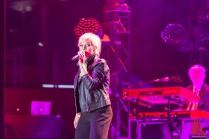 Was Ina Müller singt, ist eher Deutscher Pop für Erwachsene als Schlager. (Foto: cf)