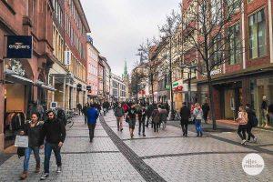 Ab Montag dürfen viele Einzelhändler in der Stadt wieder öffnen. (Archivbild: Thomas Hölscher)