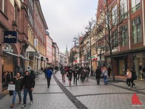 Die Bevölkerung in Münster wächst weiter. (Archivbild: th)