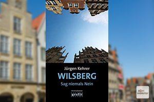 """Der neue Kriminalroman """"Sag niemals Nein"""" von Jürgern Kehrer. (Grafik: Bildmontage / grafit-Verlag)"""