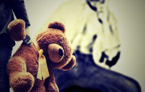 Die meisten Fälle von Kindesmissbrauch spielen sich nach wie vor im Verborgenen ab. (Symbolbild: CC0)