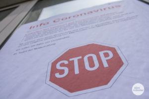 Weitere Maßnahmen sollen die Ausbreitung des Corona-Virus in Münster herauszögern. (Foto: Thomas Hölscher)
