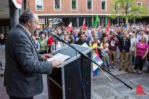 Dr. Ömer Yavuz vom Integrationsrat der Stadt Münster. (Foto: th)