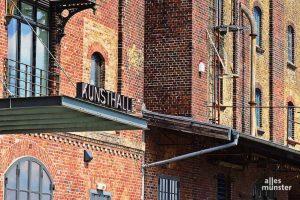 Auch die Kunsthalle Münster musste ihren Ausstellungsbetrieb bis zum 30. November einstellen, dafür kann die Sammlung der Stadt auf ihrer Website besichtigt werden. (Archivbild: Tessa-Viola Kloep)
