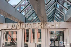 Weitere Anklageerhebung im Missbrauchskomplex vor dem Landgericht Münster. (Archivbild: Thomas Hölscher)