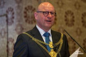 Oberbürgermeister Markus Lewe. (Archivbild: Carsten Bender)