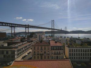 """Das Filmprojekt """"Ein Tag in ..."""" soll sich drei europäischen Städten widmen, hier setzt sich Lissabon in Szene. (Foto: Die Linse e.V.)"""