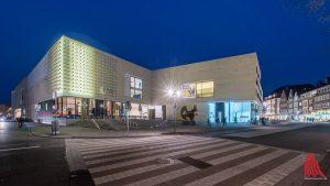 """Am 9. August öffnet das LWL-Museum für Kunst und Kultur wieder bis 24 Uhr für """"eine Nacht voller Kunst"""". (Archivbild: Thomas M. Weber / webrockfoto)"""