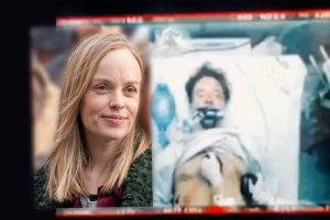 """Im kommenden Münster-Tatort """"Limbus"""" wird Friederike Kempter ein letztes Mal zu sehen sein. (Bildmontage: Thomas Hölscher / Fotos: Michael Bührke / Screenshot Instagram)"""