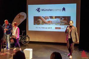 Auch das mittlerweile dritte Barcamp in Münster war wieder ein voller Erfolg. (Foto: Katja Angenent)