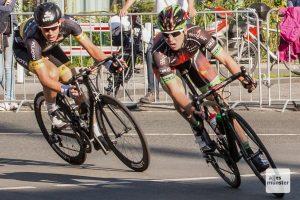 Beim Münsterland-Giro hat der Radsport in Münster Vorfahrt. (Archivbild: Carsten Bender)
