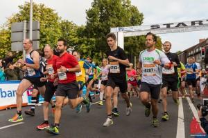 Der Münster Marathon hat die Nase weiterhin vorn. (Archivbild: ml)