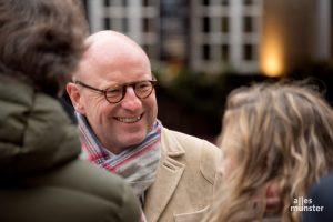Markus Lewe von der CDU tritt erneut als OB-Kandidat an. (Foto: Michael Bührke)