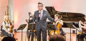 Götz Alsmann beim mensch.musik.festival 2015. (Foto: Pressefoto)