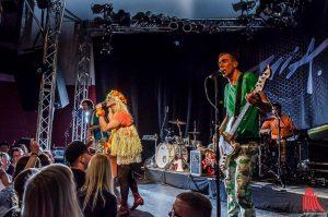 MIA. feiert 20-jähriges Bandjubiläum. (Foto: Thomas Hölscher)