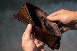 Ein leerer Geldbeutel im Alter? Eine Folge des Niedriglohns. (Symbolbild: CC0)
