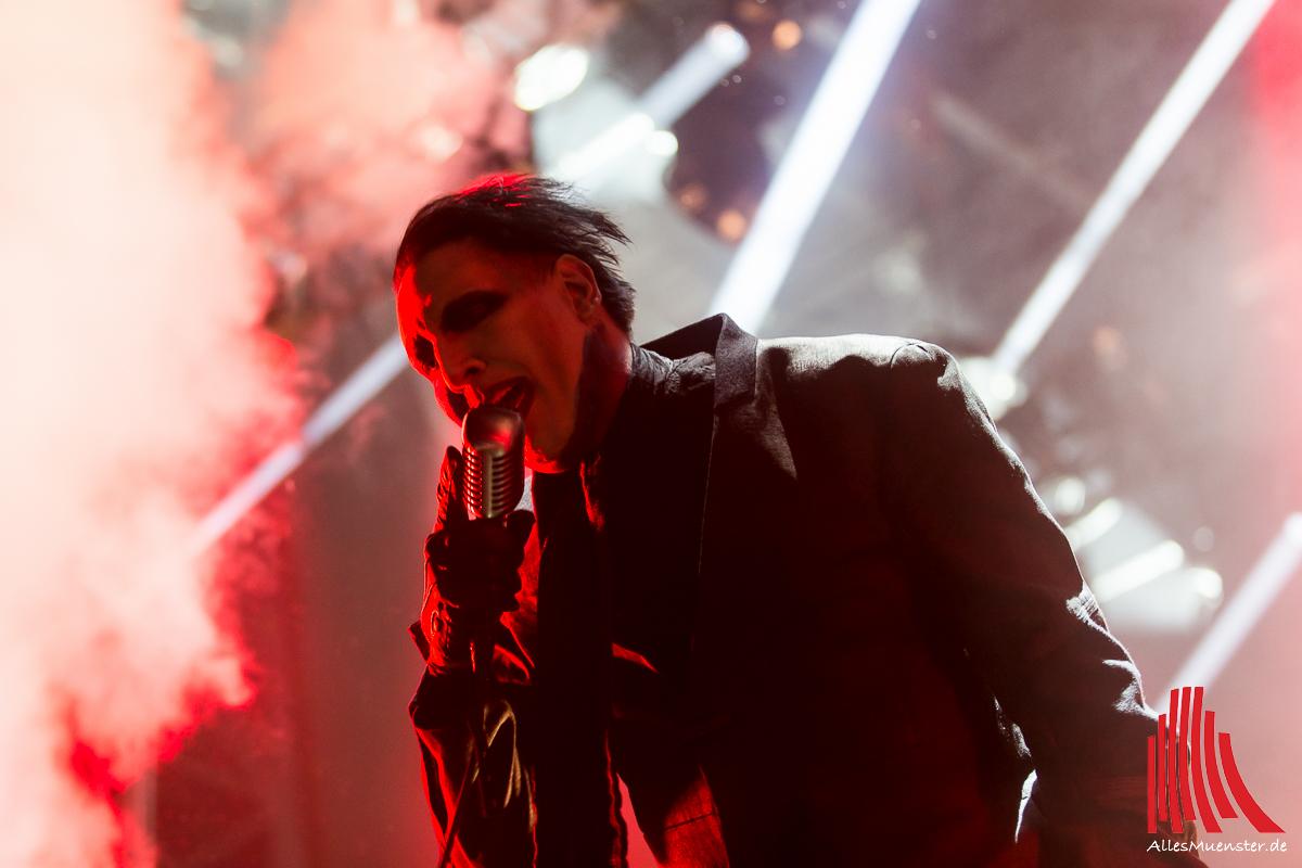Marilyn Manson (Foto: ml)