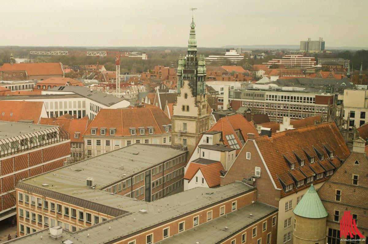 Es ist kalt geworden und nicht alle Münsteraner haben eine Wohnung, in der sie sich aufwärmen können. (Foto: th)