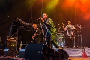 Seven zeigte den Münsteranern den Funk! (Foto: th)