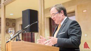 Ministerpräsident von Nordrhein Westfalen, Armin Laschet. (Foto: wf/weber)