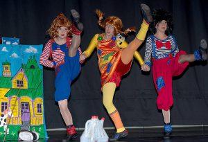 Der närrische Nachwuchs der NZA steht den Großen in nichts nach, wenn es ums Tanzen geht. (Foto: Wolfram Linke)