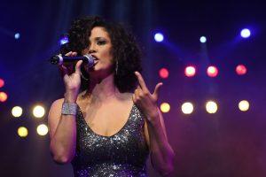 Belinda Davids schlüpft in die Rolle von Whitney Houston. (Foto: Showtime Management Australia)