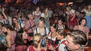 Auf dat Oktoberfest in Münster, da können wir jovel verzichten, meint Marion Lohoff-Börger. (Foto: Thomas M. Weber)