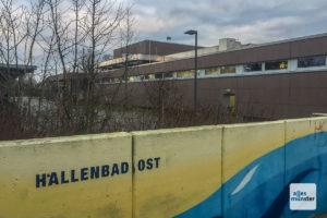Falsch programmierte Kassenautomaten und andere Schlampereien rund um die städtischen Bäder führen jetzt zum Streit zwischen den Parteien im Stadtrat. (Foto: Thomas Hölscher)