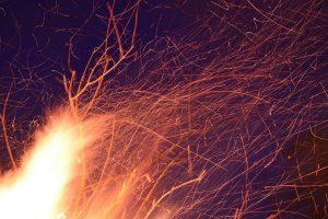 Auch in Münster finden in diesem Jahr wieder einige Osterfeuer statt. (Foto: CC0)