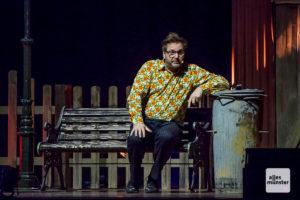"""Comedian Paul Panzer spielt sein neues Programm """"MIDLIFE CRISIS"""" auch bei uns in Münster. (Archivbild: Thomas Hölscher)"""