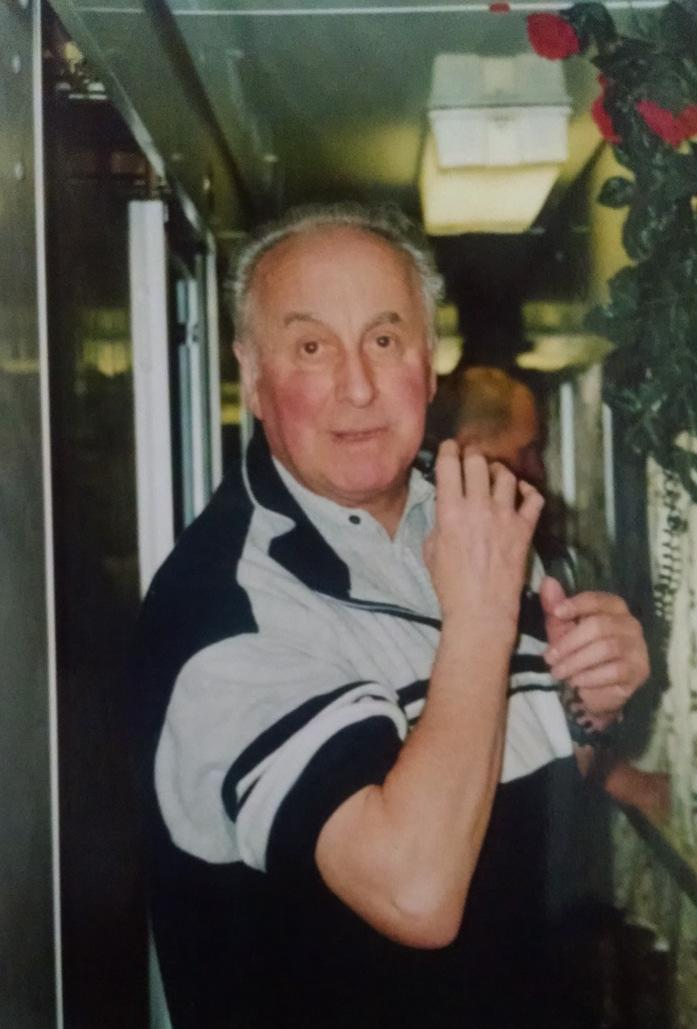 Seit gestern Mittag wird der 80-jährige Günther Stracke aus Roxel vermisst. (Foto: POL MS / privat)