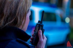 Die Polizei sucht einen bislang unbekannten Messerstecher. (Symbolbild: ts)