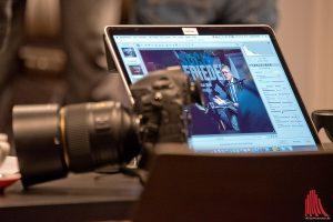 Die Vorstellung des Programms fand unter großem Medieninteresse statt. (Foto: mb)