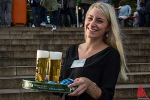 Auch die Münsteraner Musikerin Van de Forst wird beim Promikellnern wieder unterstützen. (Foto: th)