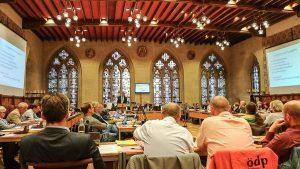 In der Ratssitzung wurde der Entwurf für den Haushaltsplan 2018 beschlossen. (Foto: privat)