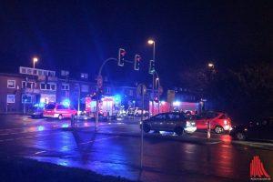 1.492 Personen wurden im vergangenen Jahr bei Verkehrsunfällen in Münster verletzt. (Foto: cabe)