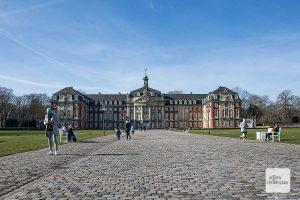 Die Fächer Mathematik, Chemie und Kommunikationswissenschaft der WWU Münster landeten in einem weltweiten Hochschulvergleich in den Top 100. (Archivbild: Thomas Hölscher)