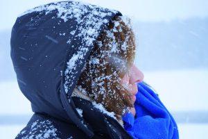 """Am Abend wird Tief """"Egon"""" viel Schnee bringen. (Foto: CC0)"""