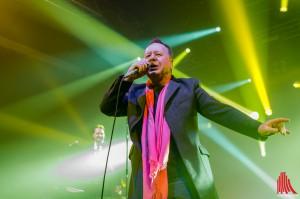 Frisch ans  Werk mit neuem Album - Jim Kerr und die Simple Minds melden sich zurück. (Foto: th)