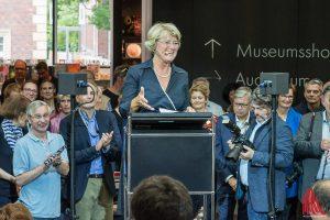 Monika Grütters, Beauftragte der Bundesregierung für Kultur und Medien. (Foto: th)
